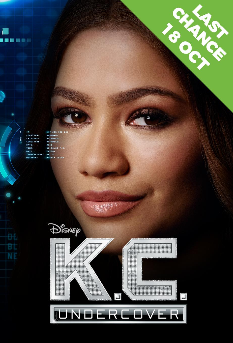 Watch Disney\'s K.C. Undercover Online on Showmax. Available to ...