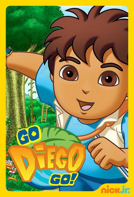 Go, Diego, Go! - TV Se...