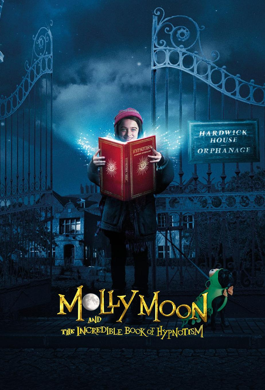 molly moon and the incredible book of hypnotism full movie english